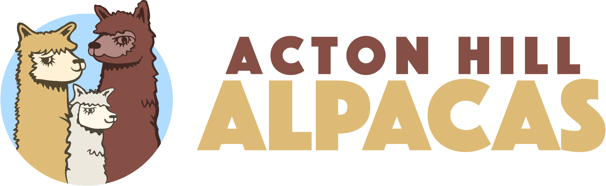 Acton Hill Alpacas logo