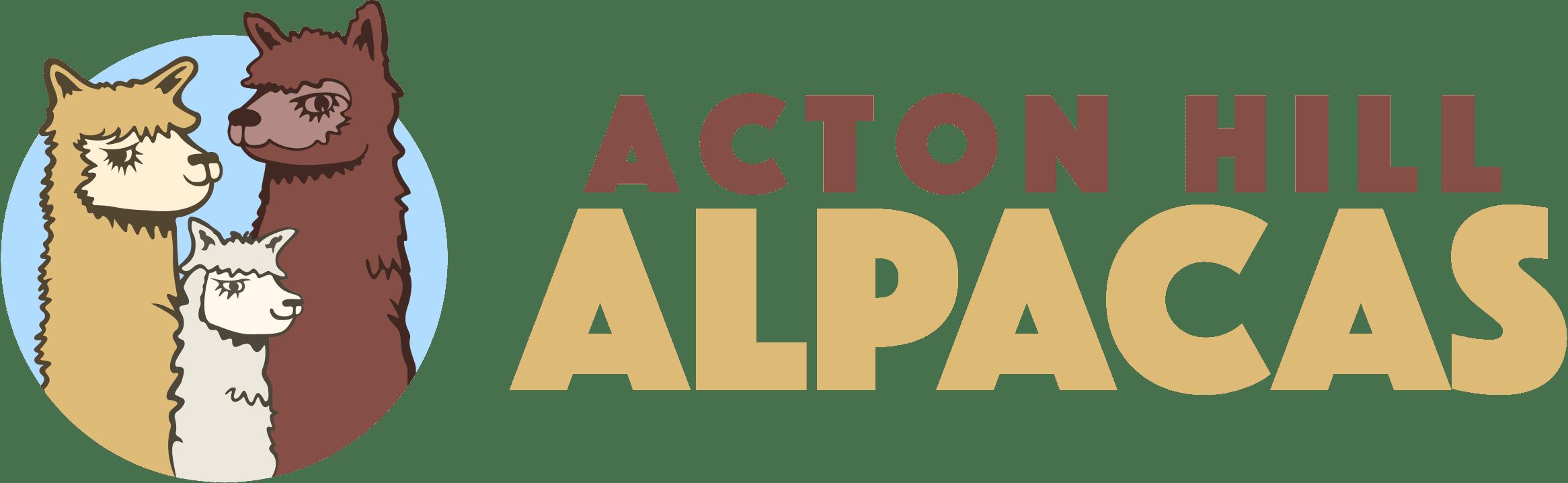 Acton Hill Alpacas logo